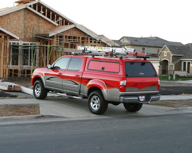 Truck Caps Leertrucks Com Leer Truck Accessories