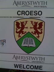 Welcome at Aberystwyth University