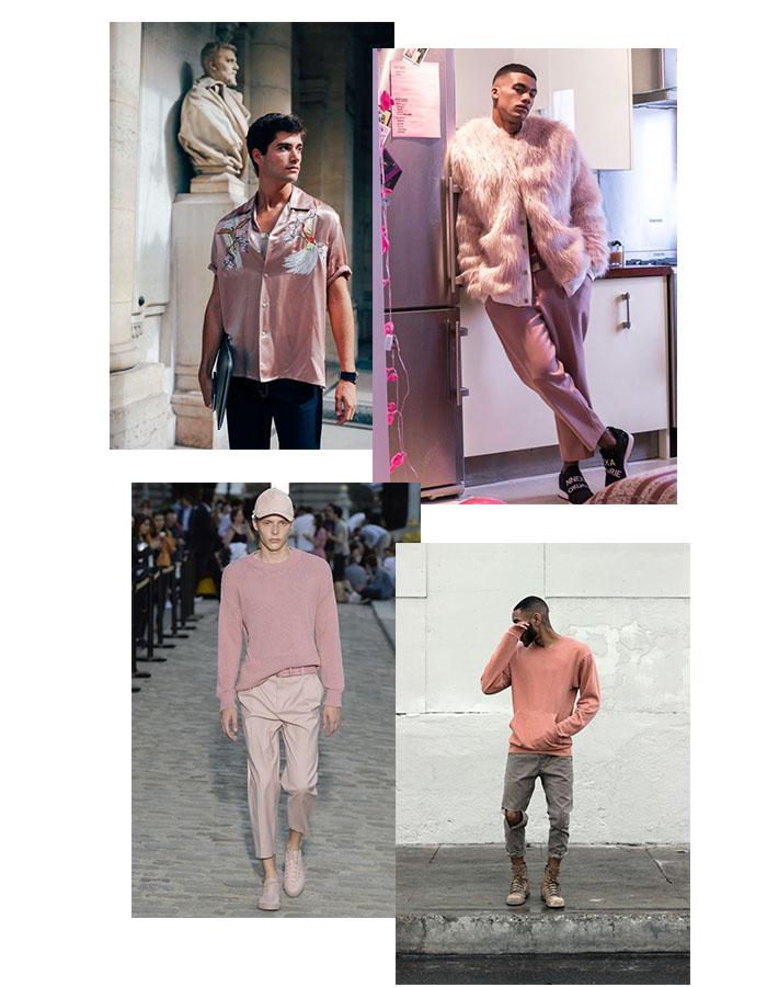 2017 Spring Trends: Pink Like a Man
