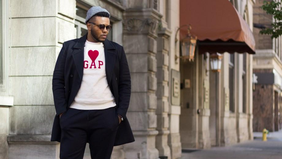 GQ x Gap 2017 Collaboration: Parisian Vibes with AMI