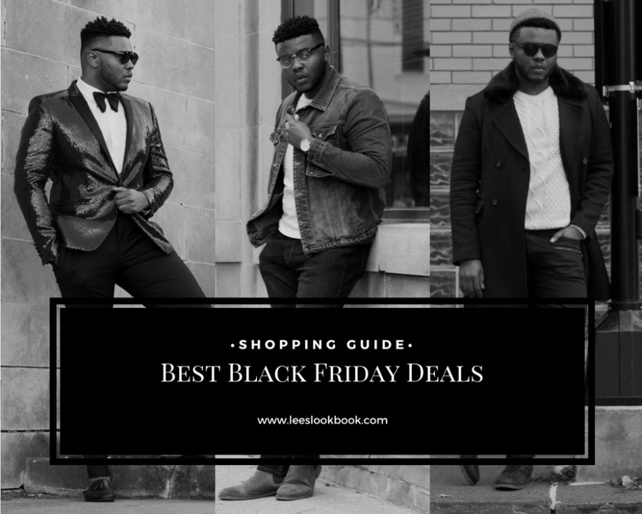 Shop the 2017 Best Black Friday Deals For Men