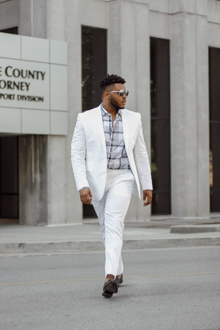All White Outfit Ideas for Spring 2019