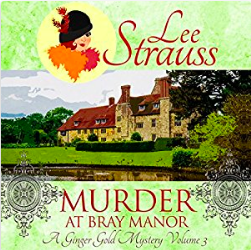 Murder at Bray Manor (Audio Book)