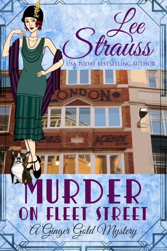 Murder on Fleet Street