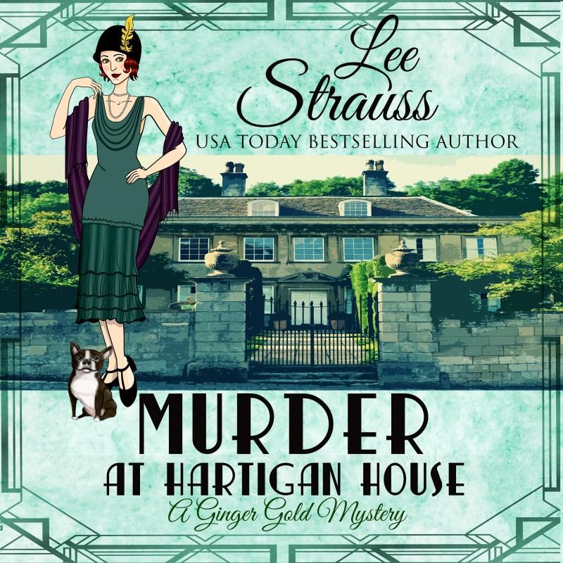 Murder at Hartigan House (Audio)