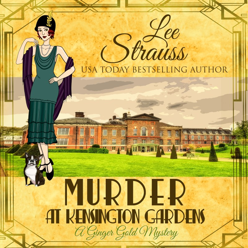 Murder at Kensington Gardens (Audio)