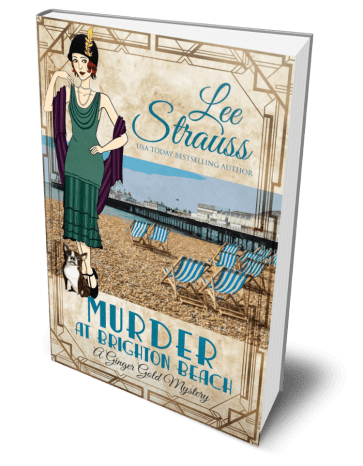 murder at brighton beach cozy mystery 1920