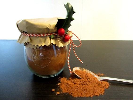 Salted caramel hot chocolate 2