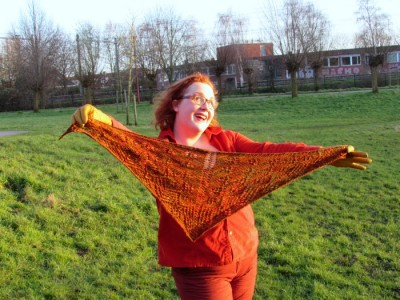 shawlette 9