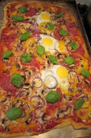 grote lul pizza Hoe te om mijn penis groot te krijgen
