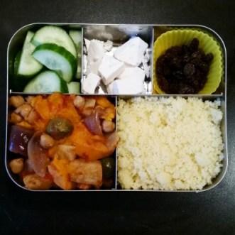 groente tajine cous cous feta rozijn