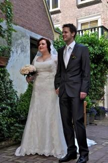 meneer leesvoer bruiloft