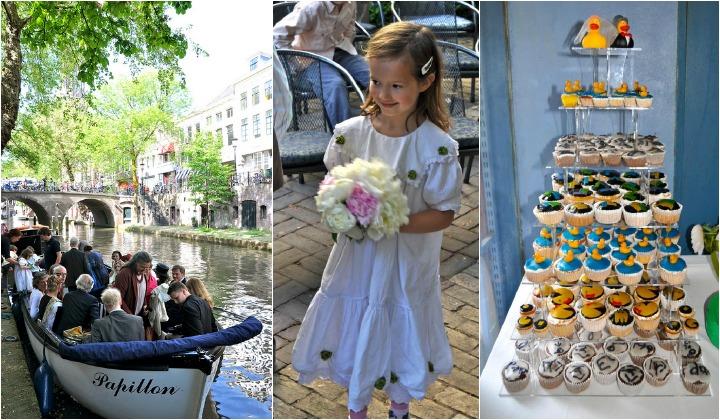 LeesVoer bruiloft collage 1