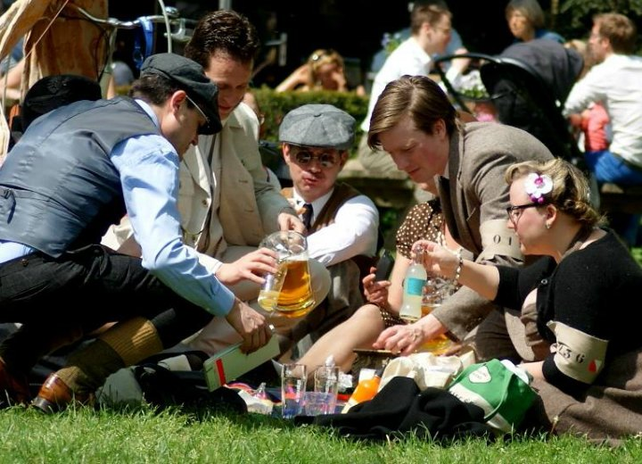 tweedride picknick