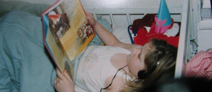 LeesVoer Lekturama luistersprookjes lana als mini