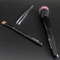 Leesvoer reis make-up tools