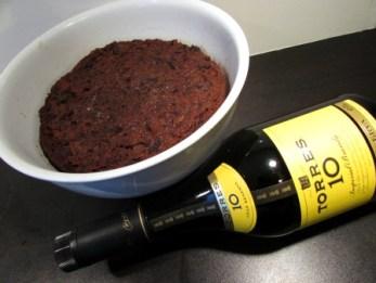 Christmas pudding stap 3 voeren-leesvoer-recept-blog-kerst-brandy en pudding
