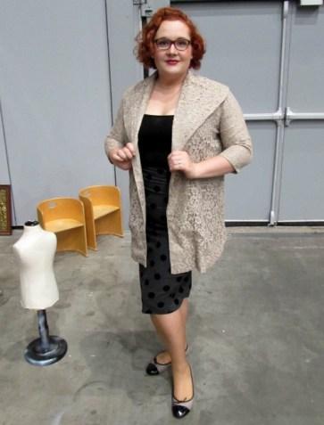 vintage challenge-kanten jasje-verzamelaars jaarbeurs-leesvoer