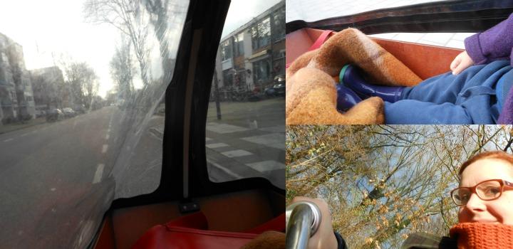 kleuter een echte camera collage bakfiets leesvoer blogger