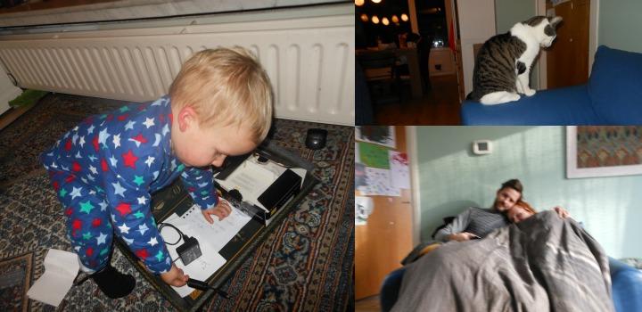 kleuter een echte fotocamera leesvoer blogger kat broertje papa en mama