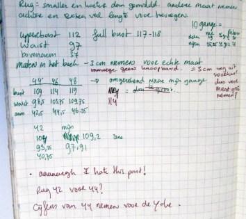berekeningen breien deel 2