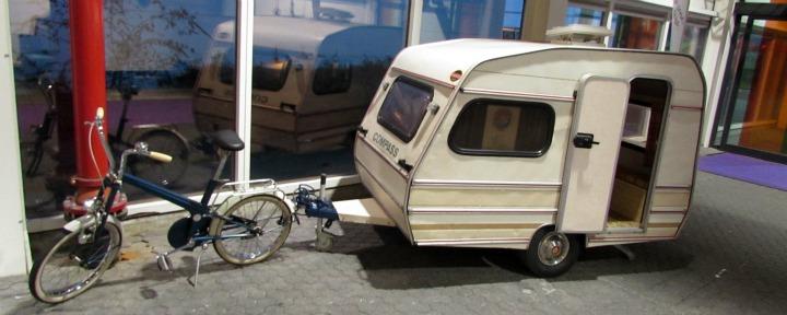 fietscaravan