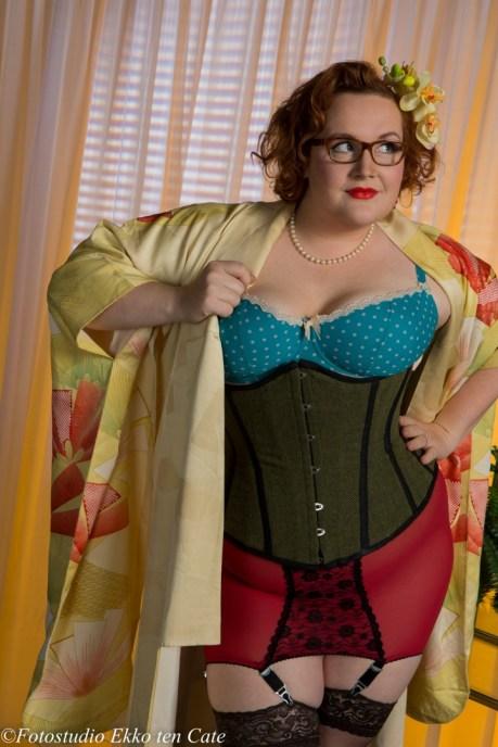 Fotostudio ekko ten Cate LeesVoer Blog corset