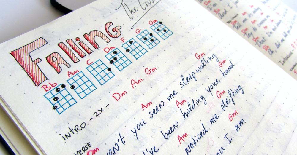 Featured schrijven met de hand