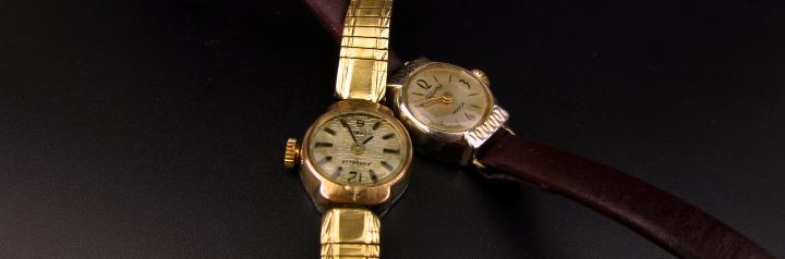 Vintage horloges opwindbaar fifties leesvoer 2