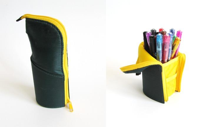 materiaal schrijven etui transformer pen pennen