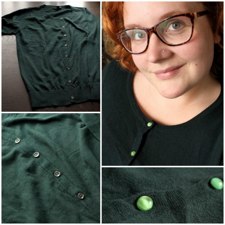 basic vestjes revamp collage groen