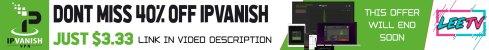 IPvanish banner