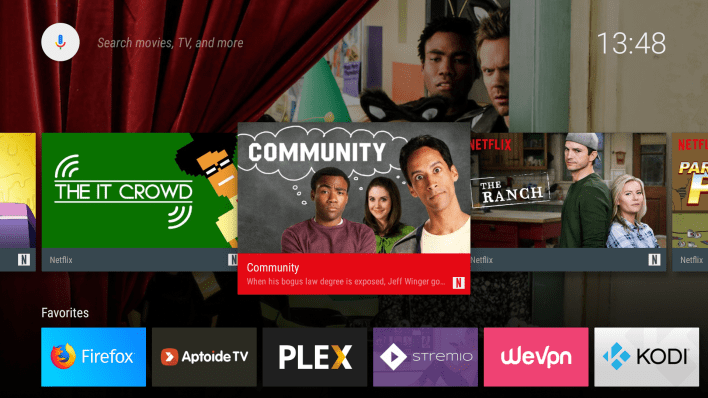 Android TV ported to Amazon Firestick (with root)