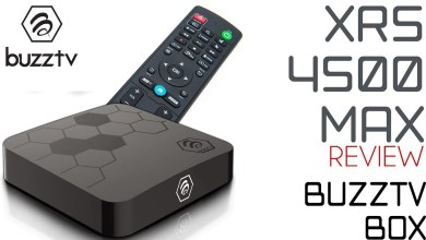 BUZZTV XRS 4500 MAX REVIEW | Here are my thoughts.....