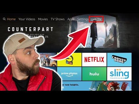 BIG Amazon Firestick update THIS week brings LIVE TV!!!