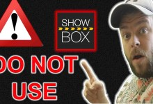 ⛔⚠️DO NOT USE SHOWBOX - HERE ARE 3 REASONS WHY ⚠️⛔