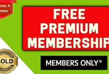 Get a FREE YouTube Premium Membership to SUPPORT me ......