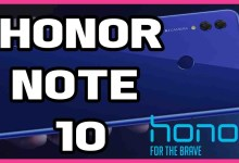 Honor Note 10  (Sneak Peak Review)