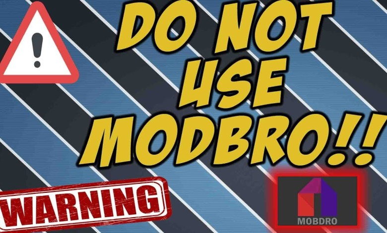 MOBDRO - Here is why you should not use it!⛔