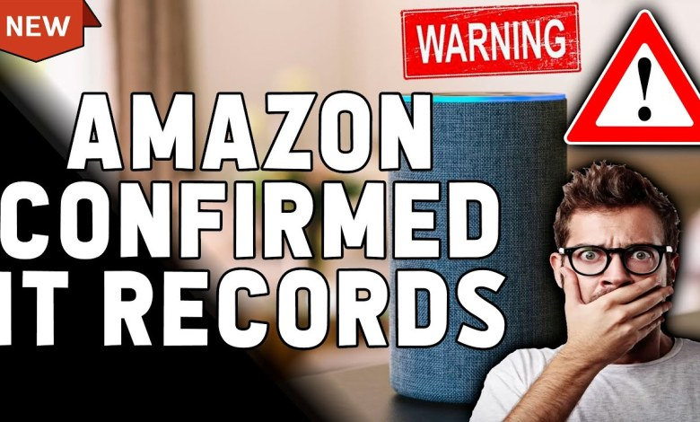 MUST WATCH : Is the Amazon Firestick ACTUALLY tracking you????