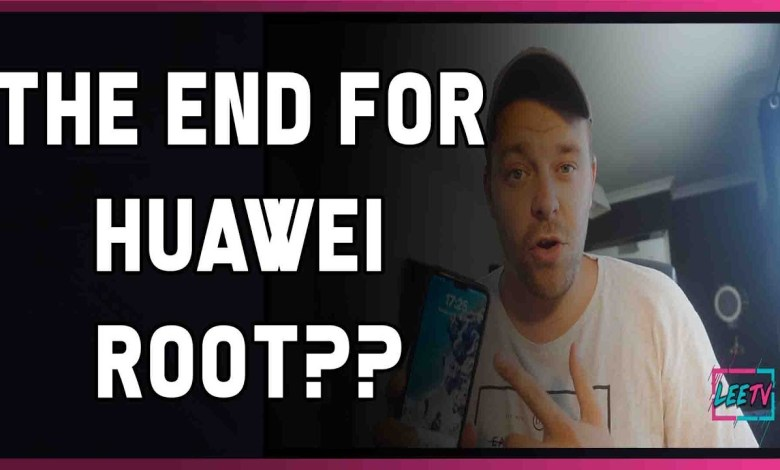 NO MORE ROOT FOR HUAWEI/HONOR DEVICES?? LAST CHANCE.......