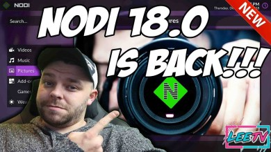 NODI 18.0 IS BACK!!! HOW TO INSTALL THE BEST KODI FORK 2020