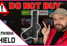 NVIDIA SHIELD TV ⛔ Watch before you buy!!
