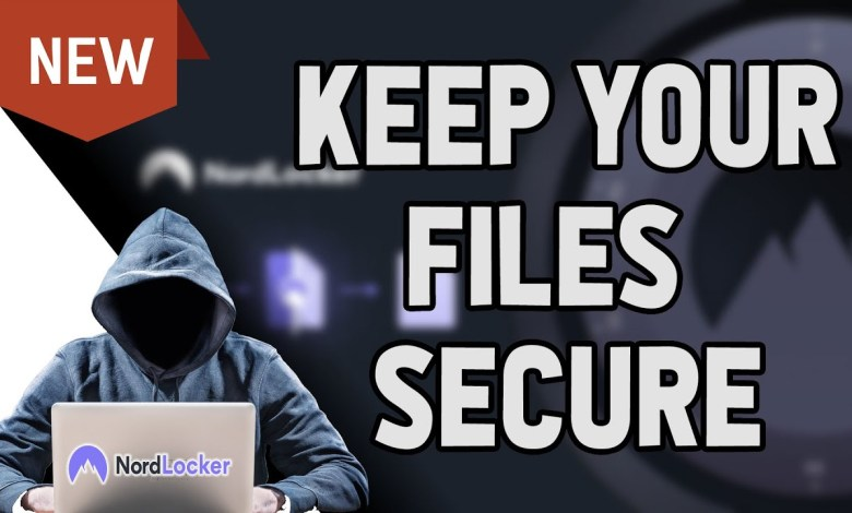 NordLocker - Keep your personal files ENCRYPTED!!!!