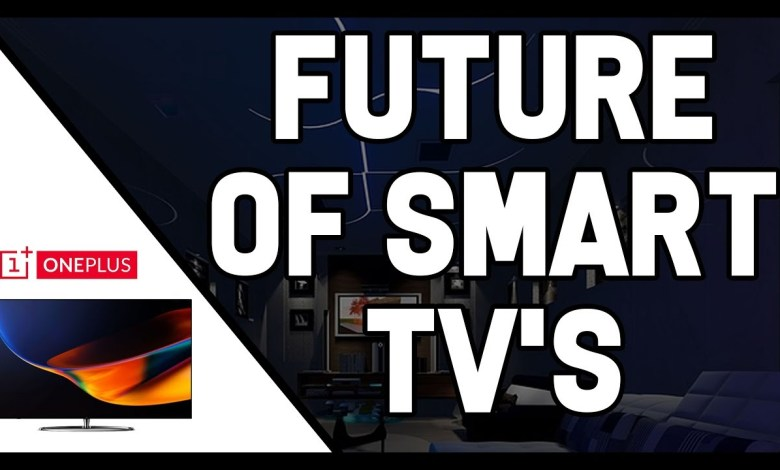 OnePlus Q1 and Q1 PRO Smart TV - Is this the future of Smart Televisions?