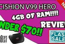 SCISHION V99 HERO - 4GB RAM UNDER $70!!!!!