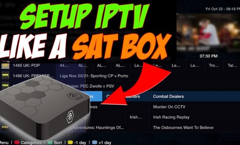 SETUP LIVE TV on BUZZTV BOX/VIDSTICK+  (BEST PVR SETUP with EPG!!!!)