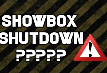 SHOWBOX NOT WORKING 'Network Connection Error's NOVEMBER 2018