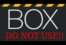 ⛔SHOWBOX WARNING - Do not update!!!⛔