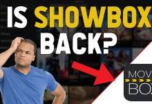 Showbox update (January 2021)